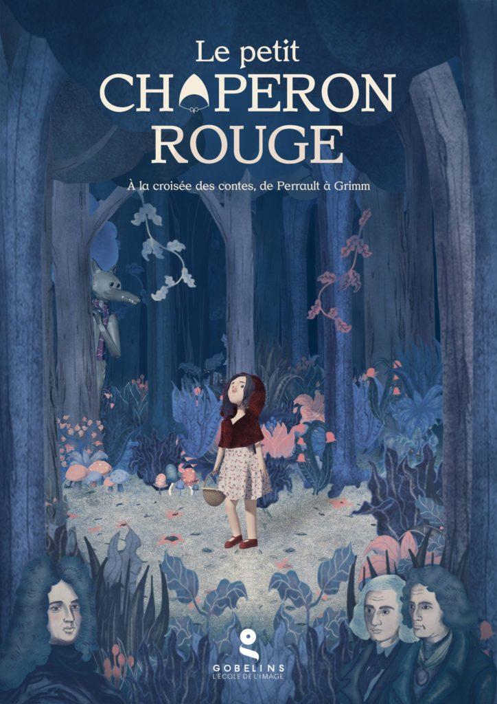 """Affiche """"Le Petit Chaperon Rouge"""""""